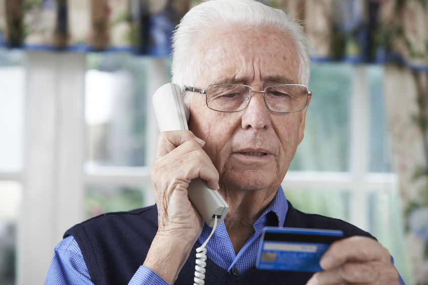 A GUIDE FOR SENIORS – Shield yourself against Investment fraud